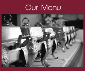 K&J's Catering Our Menu